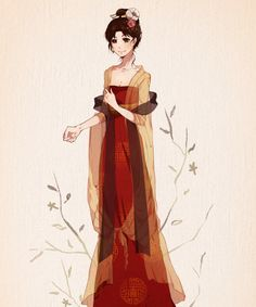 BingBing : Chinese Clothing by lehannaa.deviantart.com on @deviantART