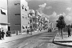 שדרות רוטשילד סוף שנות השלושים