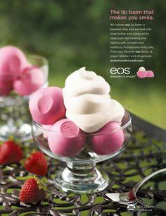 Strawberries and cream eos