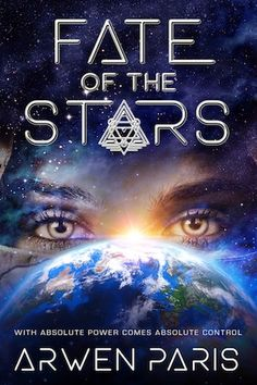 Cover Reveal - Fate of the Stars by Arwen Paris