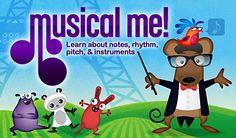 Musical me-  iPad app