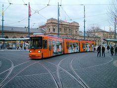Tramway~ Mainz, Germany