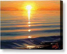 Tranquil Canvas Print by James Shepherd