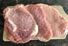 Jogurtowo-musztardowe kotlety schabowe. Ekstra kruche i soczyste. - Blog z apetytem Cooking Recipes, Healthy Recipes, Pork, Food And Drink, Menu, Snacks, Baking, Dinner, Blog