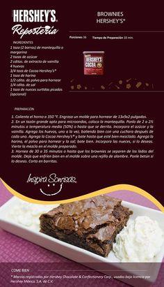 ¡Prepara esta deliciosa receta y participa en Hornea y Gana con Hershey's®…