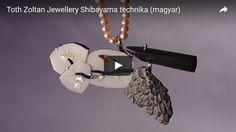 Videók, képek és posztok a Shibayama technikával alkotott ékszerek készítéséről