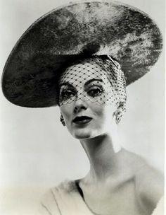 Carmen wearing hat by Mr John