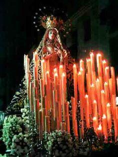 Semana Santa en Córdoba - Nuestra Sra. de los Dolores