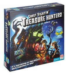 Purchase Ghost Fightin' Treasure Hunters Board Game Mattel from Archies on OpenSky. Share and compare all Toys. Best Kids Christmas Gifts, Top Christmas Toys, Toddler Christmas, Cool Toys For Boys, Best Kids Toys, Treasure Games, Le Vent Se Leve, Best Gifts For Tweens, Hunter Games