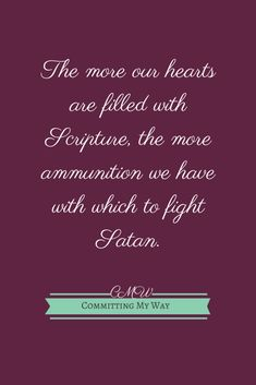 The Battle is the Lord's - Part 2 - Committing My Way Spiritual Warfare Wisdom Quotes, Life Quotes, Quotes Quotes, Printable Bible Verses, Bible Scriptures, Team Building Quotes, Believe Quotes, Sport Quotes, Motivational Posters