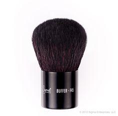 Sigma Beauty - F45 Buffer - Blush Face Brush Large Dome Smooth MakeUp Powder Sig