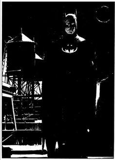 Batman by Paul Azaceta
