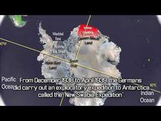 7 Darkest Secrets of Antarctica that NASA Discovered - YouTube