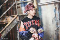 Rap Monster ❤ BTS 'YOU NEVER WALK ALONE' Jacket Photo Shoot Sketch #BTS #방탄소년단