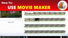 hoe maak je een film met windows live movie maker | ZZ - Movie Maker ...