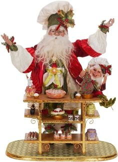 Mark Roberts Santa S Kitchen