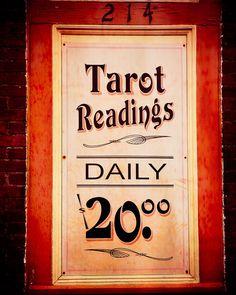 Salem, Massachusetts. Fine Art Photography Tarot Reading Vintage photo by Squint Photography