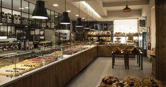 MINIMAL display counters JORDAO COOLING SYSTEMS® 2018 #JORDAO #moleiro #padaria #bakery #bread #interiordesign #inspiration #pastryshop #displaycase #displaycases #vitrinas