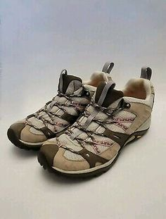 #Merrell Women's Siren Sport Elephant Pink #Hiking #Trail #Shoes US Size 8.5 | eBay Trail Shoes, Hiking Shoes, Pink Heels, Summer Shoes, Athletic Shoes, Active Wear, Baby Shoes, Elephant, Lace Up