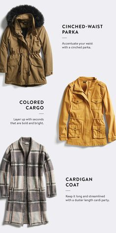 I LOVE THE CARGO JACKET. That first cold breeze have you on the hunt for the perfect outerwear? If you're a curvy woman, finding the right piece to hug your curves & keep you warm can sometimes be challenging! Stitch Fit, Stylish Coat, Cargo Jacket, Stitch Fix Outfits, Cold Weather Outfits, Other Outfits, Curvy Outfits, Curvy Women, Style Me