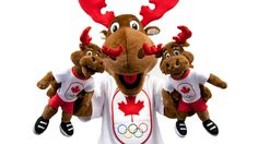 Team Canada Giveaway: Win Komak plushes (Official Mascot)