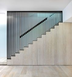 Inspirational ideas that we get pleasure from! Staircase Design Modern, Stair Railing Design, Home Stairs Design, Staircase Railings, Wooden Staircases, Interior Stairs, Modern House Design, Loft Stairs, House Stairs