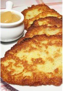 Scottish Breakfast Potato Patties Recipe... Scotland's answer to Latkes.