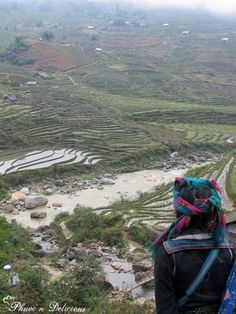 Trekking 18kms through Sapa