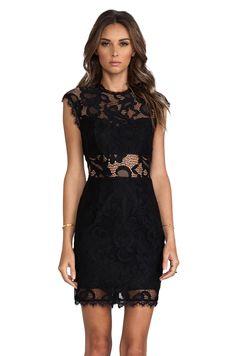 Dolce Vita x REVOLVE Iman Dress in Black from REVOLVEclothing