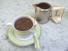 A French Chateau in NYC – Hot Chocolate at Laduree, New York, USA Café Bar, French Chateau, Macaroons, Chocolates, Hot Chocolate, Nyc, Posts, Blog, Macarons