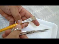 PT01 - Materiais Para Pintura em Tecido - YouTube