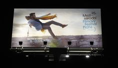 Prague Film Festival - Billboard