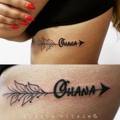 Tattoo Ohana, Inkbox Tattoo, Get A Tattoo, Tattoo Quotes For Women, Good Tattoo Quotes, Tattoos For Women, Small Meaningful Tattoos, Small Tattoos, Cool Tattoos
