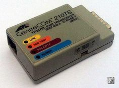 Transceiver CentreCOM AT-210TS AUI->RJ45