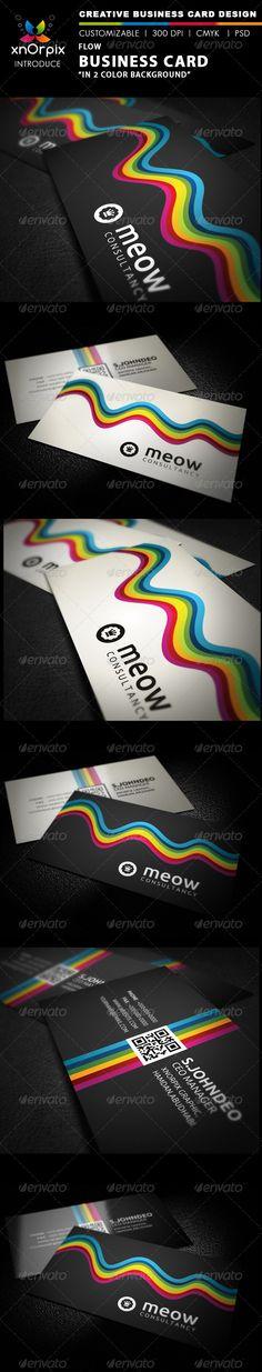 Flow Business Card