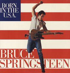 """Bruce """"Bruuuuuuuceee"""" Springsteen"""