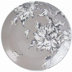 LAUREN RALPH LAUREN Bouquet Accent Plate found on Polyvore
