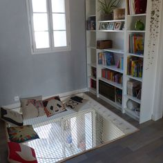 None - Modern Furniture, House Design, Cubby Houses, Interior, Home, Eclectic Home, Bedroom Design, Interior Design, Trampoline Bed