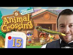 Animal Crossing: New Horizons - YouTube Nintendo Ds, Nintendo Switch, Animal Crossing, Broadway Shows, Cool Stuff, Youtube, Animals, Animales, Animaux