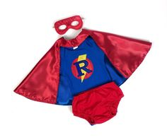 Items similar to Birthday Personalized Baby Bodysuit With Superhero Cape and Mask (Short-Sleeve ) Set / First Birthday Outfit/Cake Smash Outfit on Etsy You Are My Superhero, Baby Superhero, Superhero Capes, Baby Cake Smash, Cake Smash Outfit, Superhero Symbols, Superman Baby, Capes For Kids, Super Hero Outfits