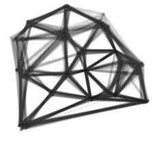 https://flic.kr/p/6sHy21 | mesh experiments | Really simple stuff: Voronoi or Delaunay plus brownian motion.  Made with Processing plus the excellent Mesh library by Lee Byron.