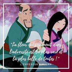 Mulan and her father Disney Films, Disney And Dreamworks, Disney Pixar, Walt Disney, Disney Characters, Disney 2017, Punk Disney, Citations Disney, Citations Film