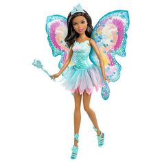 "Barbie Beautiful Fairy Doll - Nikki - Mattel - Toys ""R"" Us"