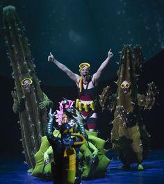Luzia du Cirque du Soleil: résolument familial   JDM