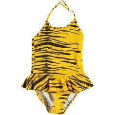 Badpak Tiger | Mini Rodini | Daan en Lotje http://daanenlotje.com/kids/meisjes/badpak-tiger-001721