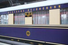 Deutsche Reichsbahn - DDR train service