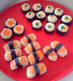 brigadeiro sushi - Pesquisa Google