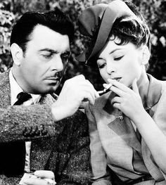 George Brent and Olivia de Havilland in In This Our Life, 1942 Hollywood Icons, Old Hollywood Glamour, Hollywood Fashion, Golden Age Of Hollywood, Vintage Hollywood, Classic Hollywood, Hollywood Style, George Brent, Ann Sheridan