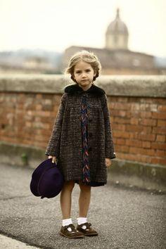 Tinuta ce te inspira sa iti imbraci fetita ca o adevarata fashionista!