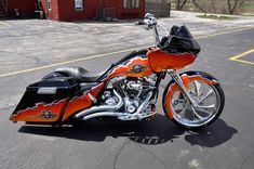 Harley-Davidson : Touring in Harley-Davidson | eBay Motorcycles #harleydavidsonbaggerstreetglide
